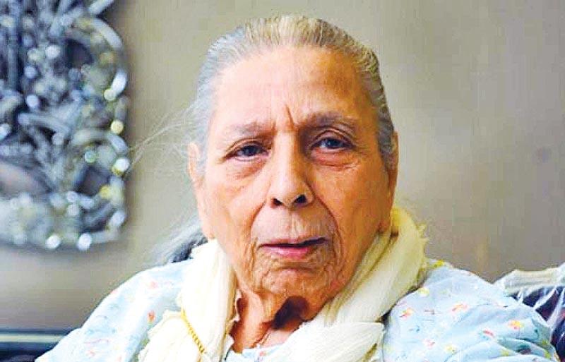 Shamshad Begum's 100th birth anniversary