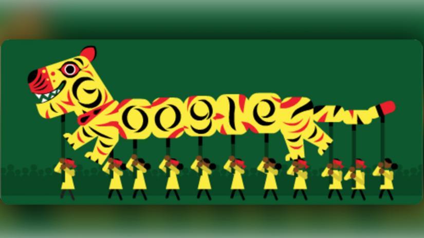 Google celebrates Pahela Baishakh with new doodle