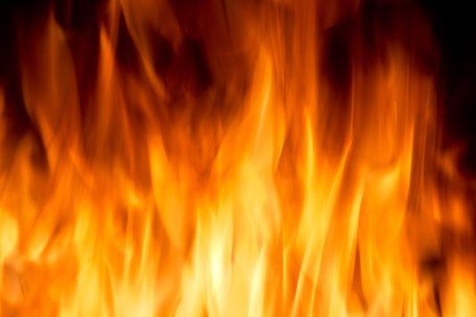 20 shops burned down