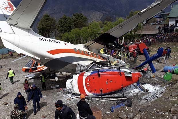 Three killed in Nepal plane crash