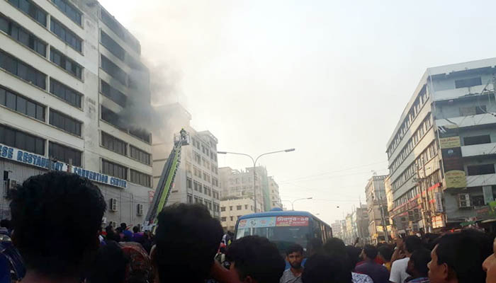 Mirpur factory fire under control