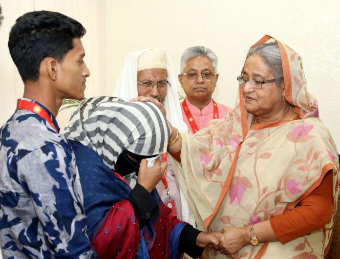 Rafi's killers won't be spared: PM