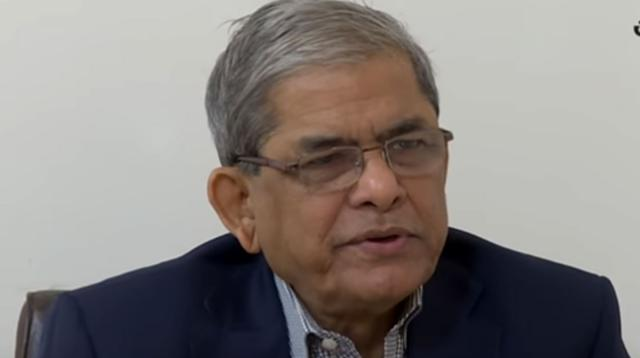 Khaleda parole completely related to her family: Fakhrul