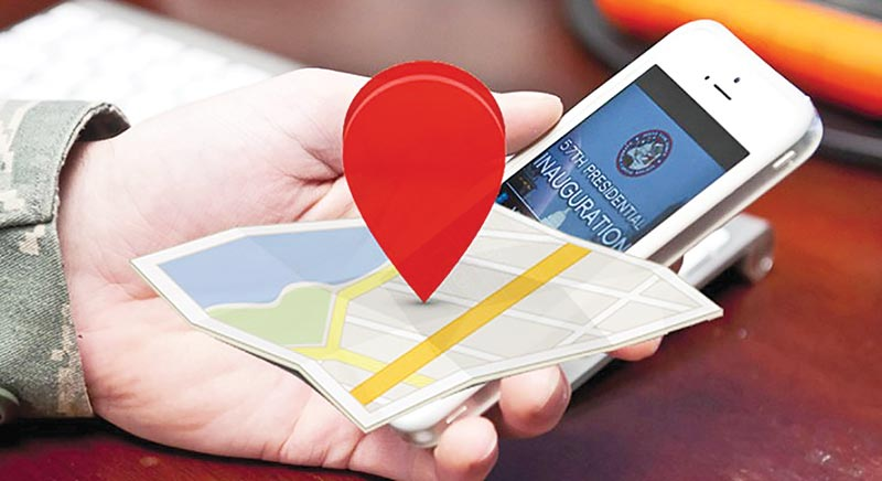 Google lets police use smartphone location data