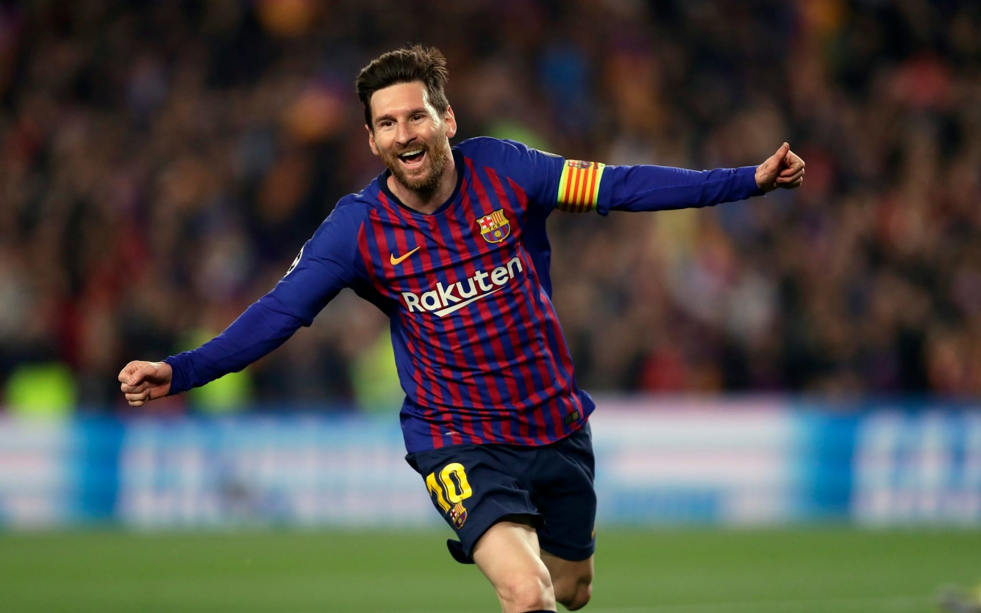 Man Utd crushed by Messi-inspired Barca