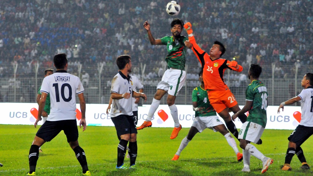 Bangladesh to face off Laos in FIFA, AFC qualifiers