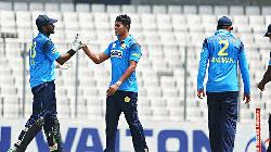 Saifuddin sparks for fifer, Taskin's four in post trim match