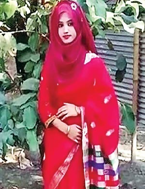 Burning of Nusrat to death set country ablaze