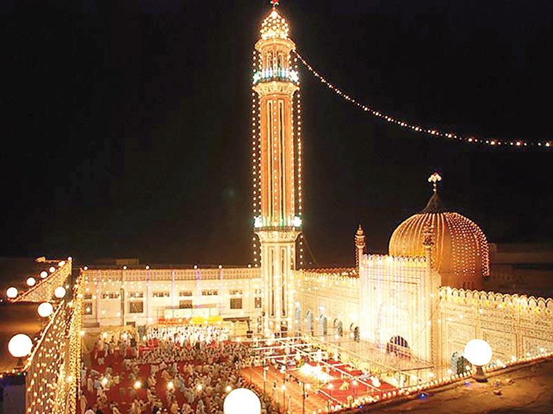 Spirit of Shab-e-Barat