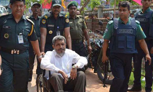 Lutfozzaman Babar falls sick in jail, given treatment