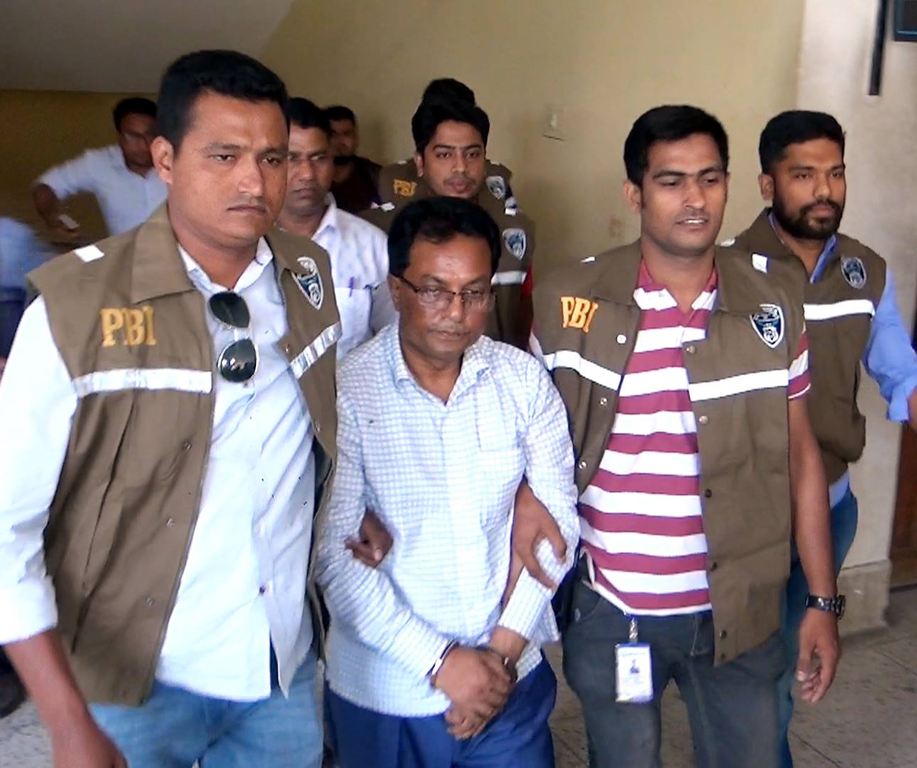 Nusrat murder: Three accused produced before court