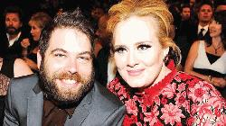 Adele splits from husband Simon Konecki
