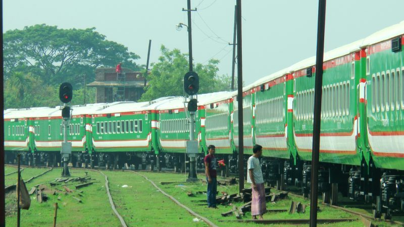 Dhaka-Rajshahi nonstop train service from Thursday
