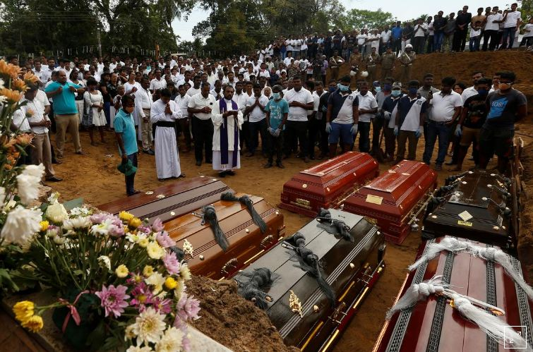 Death toll from Sri Lanka blasts rises to 359