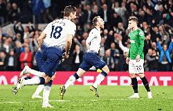 Spurs on course for top four finish