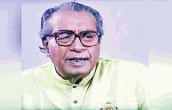 Saleh Ahmed passes away