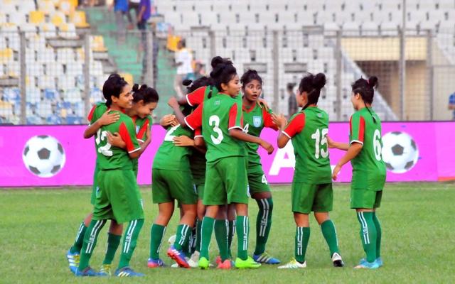 Bangladesh down Kyrgyzstan 2-1