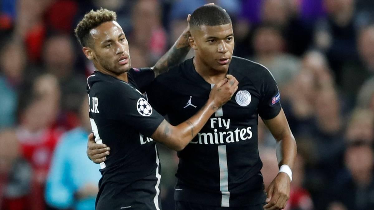Mbappe gets, Neymar proceedings ongoing