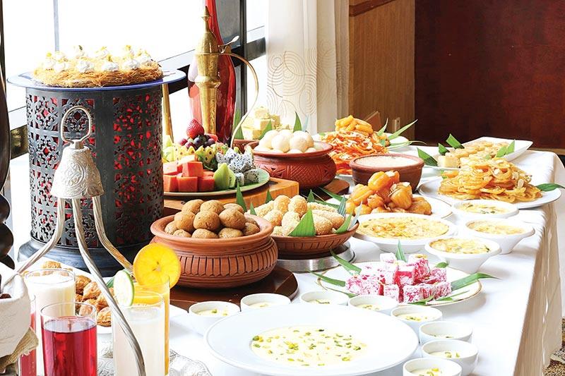 Ramadan iftar offers @ Westin Dhaka