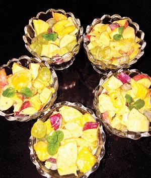 Arabian Recipe of Iftar Dishes