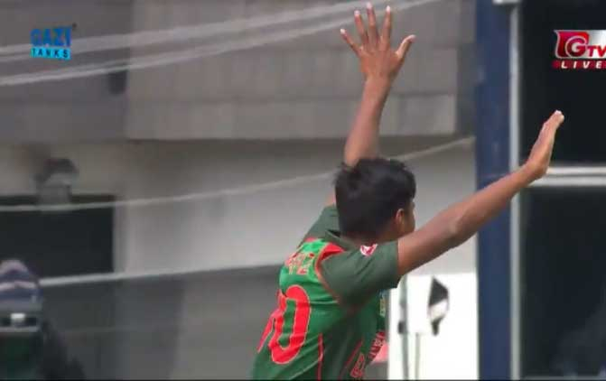 Mustafizur four-for restricts WI to 247