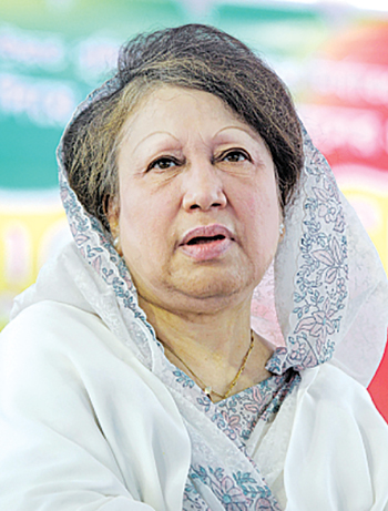Trial court of Khaleda's 12 cases shifted to Keraniganj Central Jail