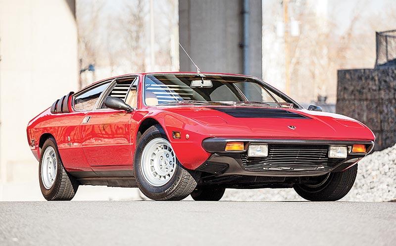 Lamborghini Miura the first supercar ever