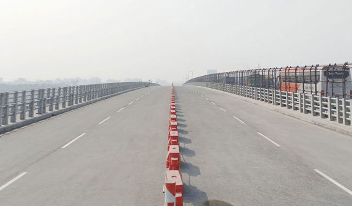 Meghna, Gumti bridges to be opened before Eid: minister