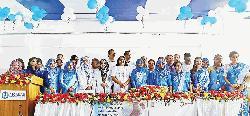 Asgar Ali Hospital observes Int'l Nurses Week