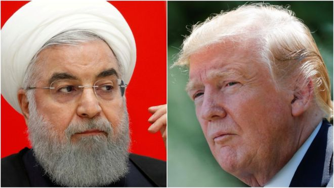 Trump does not want US war with Iran