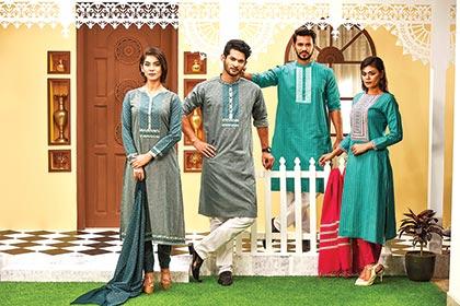 Eid fashion: In style, in elegance