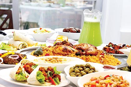 Ramadan offers @ Dhaka Regency