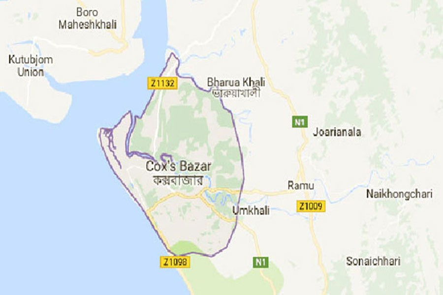 Rohingya among 4 killed by thunderbolt