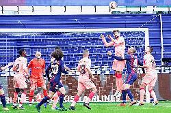 Barca's Semedo suffers concussion ahead of Copa del Rey final