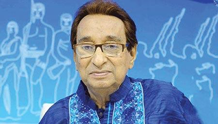 Singer, Nazrul researcher Khalid Hossain dies