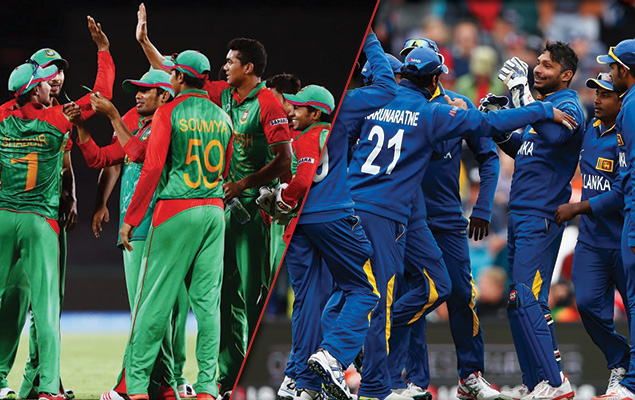 Tough Cricket World Cup awaits Sri Lanka