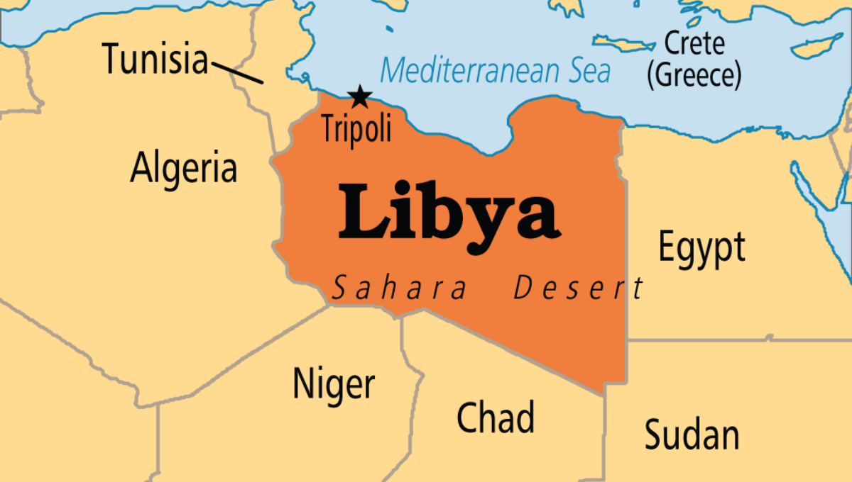 Four Bangladeshis arrested in Libya