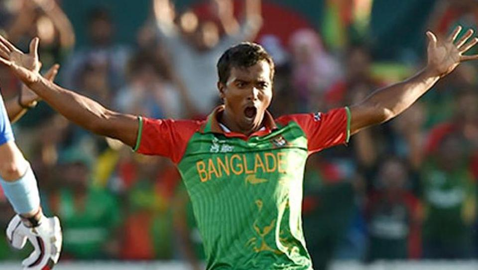 Rubel eyes to finish World Cup as one of top five bowlers
