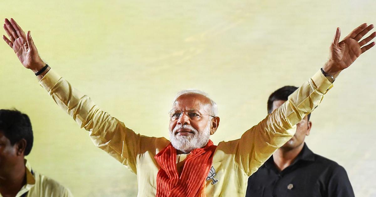 Modi to take oath on Thursday as Prime Minister