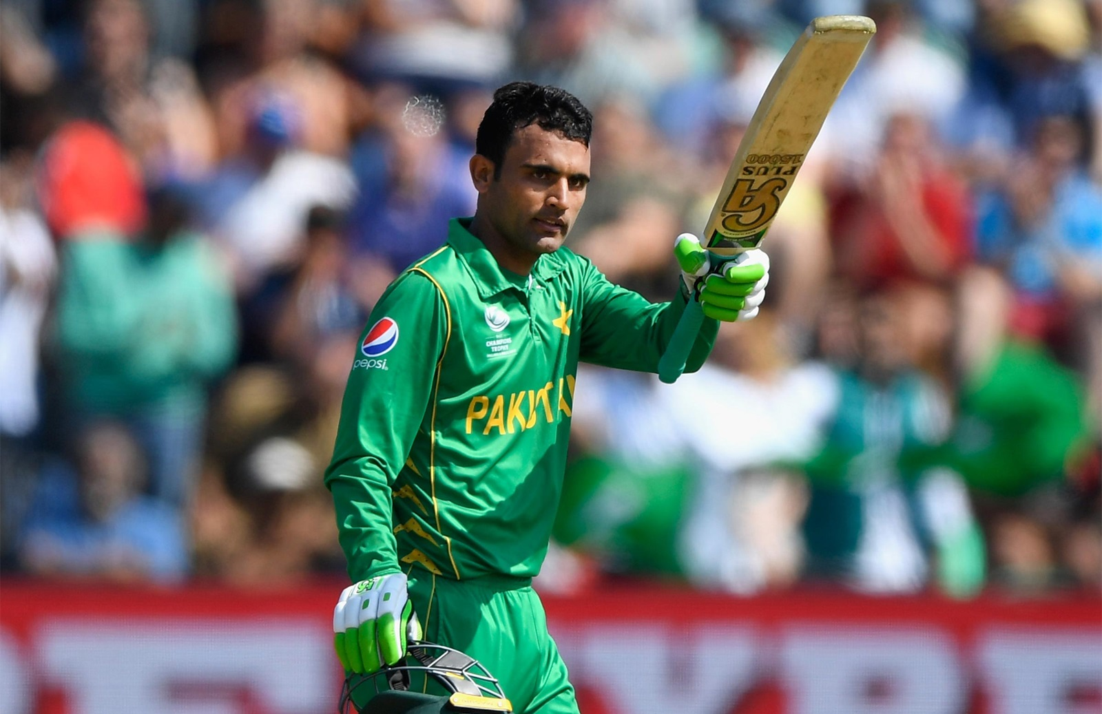 Fakhar Zaman: Pakistan's World Cup weapon