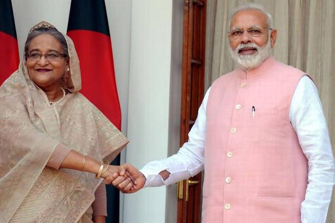 Hasina-Modi 'goodwill exchange' likely during her stopover in Delhi June 8