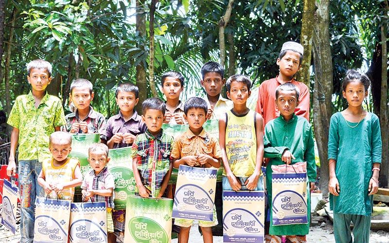 'Ek Takay Ahar' for unprivileged children