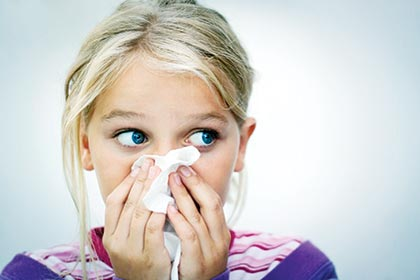 Defeat allergies naturally in summer