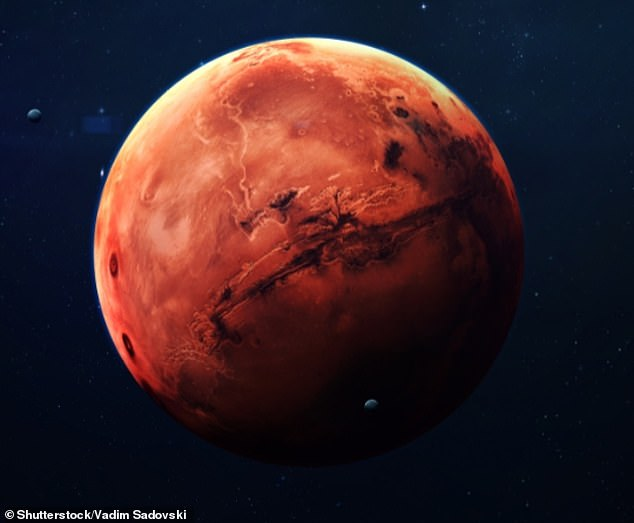 Astronauts journeying to Mars could be bombarded with 700 times the radiation experienced on Earth — rendering missions to the Red Planet 'impossible' at present