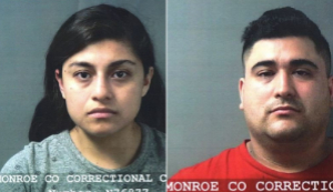 Detained  Medina-Flores and Luis Posso
