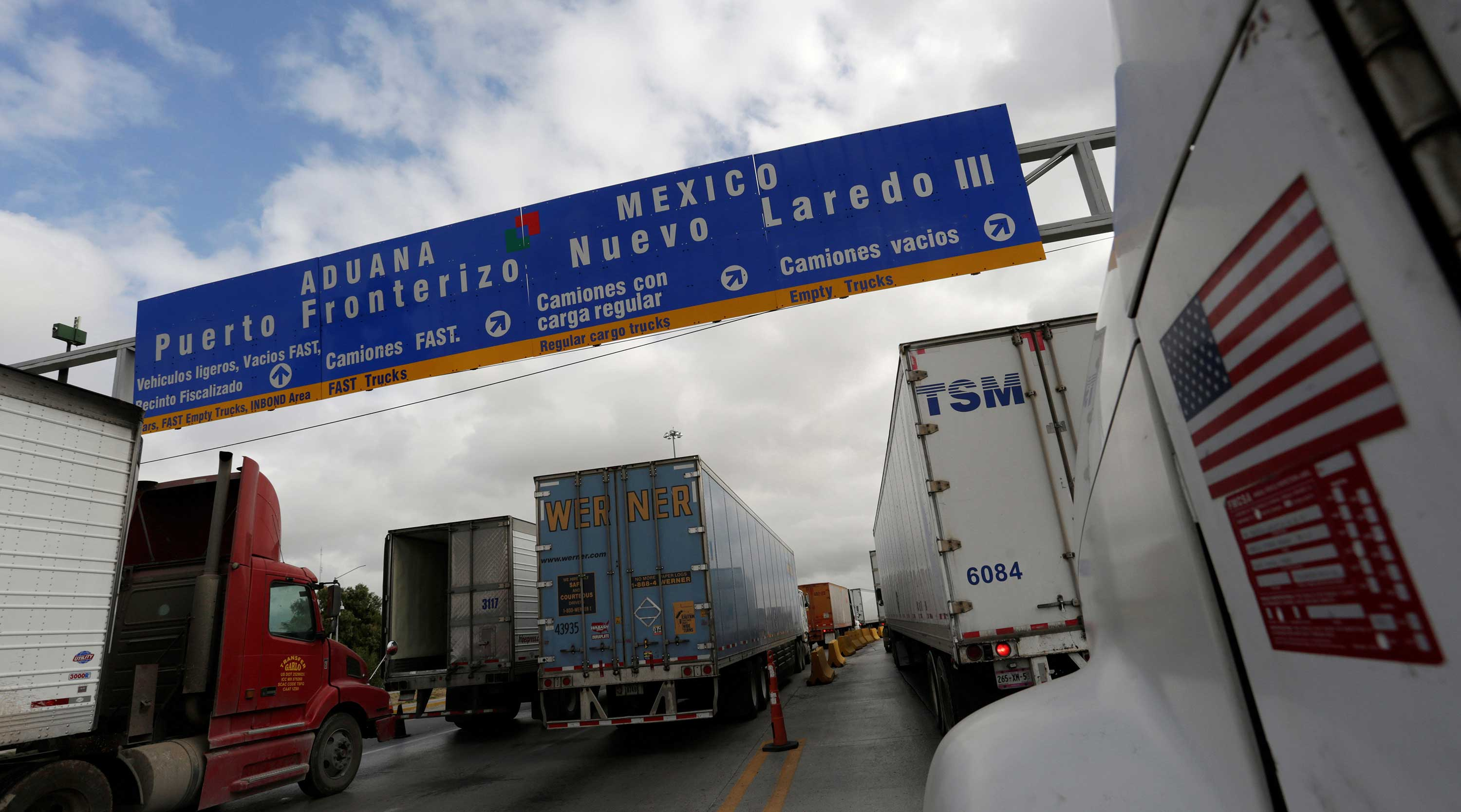 Trump still hangs tariff threat over Mexico despite deal