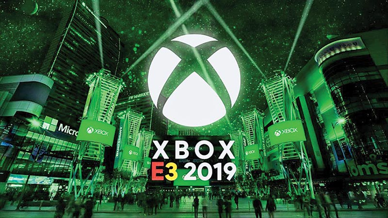 Big announcements for Microsoft Xbox at E3 2019