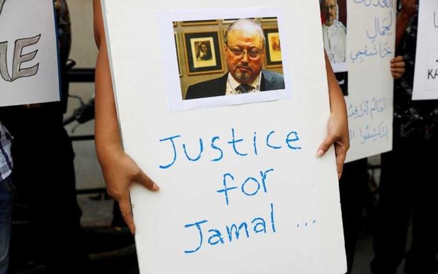 US pushes for Saudi progress on Khashoggi probe before anniversary of killing