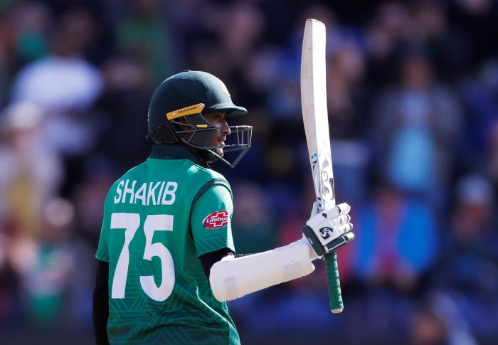 Bangladesh confident injured Shakib will play West Indies