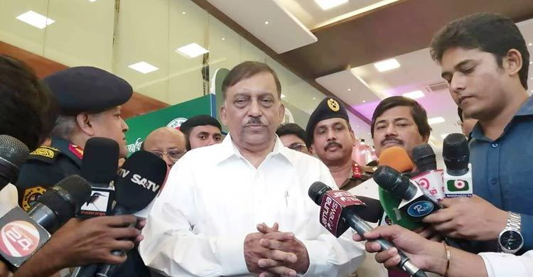 OC Moazzem is in country, to be held at any time: Minister